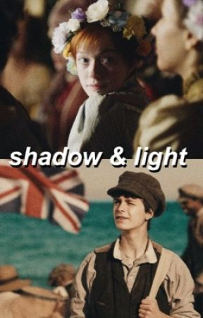 Shadow & light / Shirbert au by shirbertslaysme