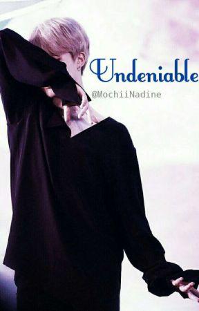 Undeniable [JIKOOK] by MochiiNadine