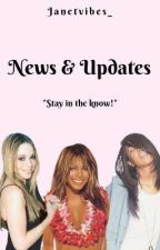 🌸NEWS & UPDATES🌸 by Janetvibes_