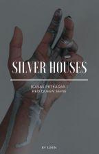 Silver Houses [casas prateadas.] by timcmbyn