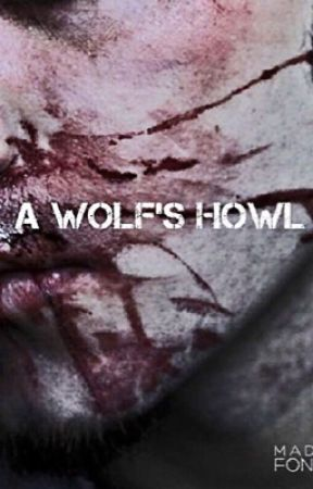 A wolf's   howl  by Destroyer_615