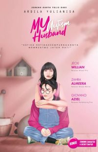MY AUTISM HUSBAND (masih PO) cover