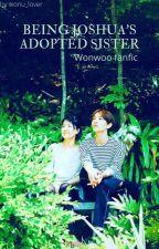 Being Joshua's adopted sister || Wonwoo Fanfic by wonu_lover