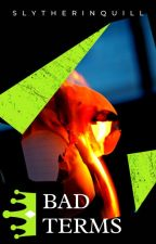 Bad Terms ➳ Sirius Black by haracelovestruck