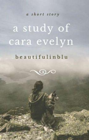 a study of cara evelyn by beautifulinblu