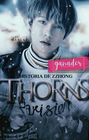 Thorns ⸙ ⁿᵒʳᵉⁿ ˚ ⁿᵒᵐⁱⁿ  by chezji