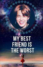 My Best Friend Is The Worst  |  p.j.m - oc [HIATUS] by NefariousDimple