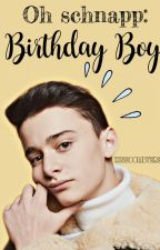 Oh Schnapp: Birthday Boy by kingdombyers