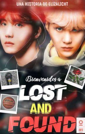 Lost And Found | HOPEGA.  by ELIZALICHT