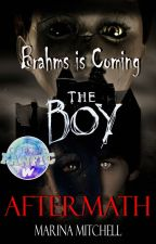 The Boy Movie Brahms Heelshire x reader FanFic by MarinaM56