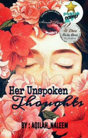 Her Unspoken Thoughts by Aqilah_Naleem