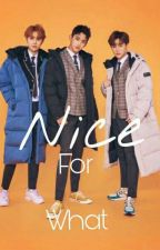 Nice For What | Lucas NCT | by Markbaybee