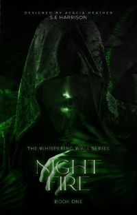 Nightfire | The Whispering Wall #1 cover