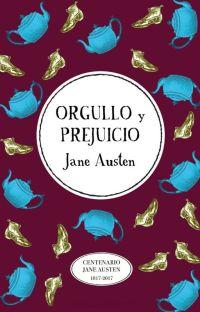 Orgullo y Prejuicio Jane Austen cover