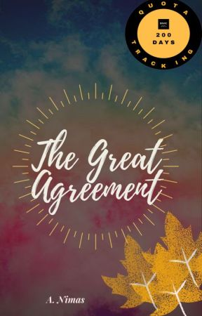 The Great Agreement by sanggamini