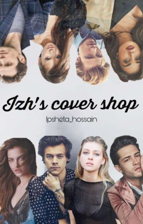 Izh's Cover Shop by ataehspi