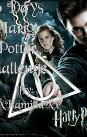 30 Days Harry Potter Challenge ||BEFEJEZETT|| by xXKamillaXx