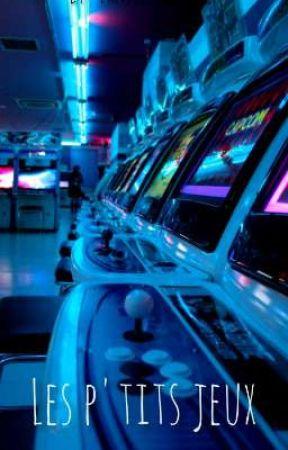 Le coin des jeux by fanfiction-kpop