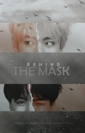 """""""Behind the mask.""""┊Vhope. by boopls"""