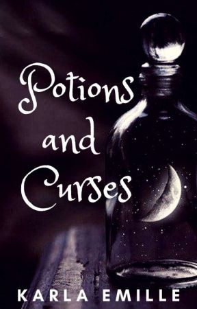 Potions and Curses by laaazybones