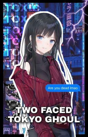 𝙎𝙋𝙇𝙄𝙏   Tokyo Ghoul by ibakibaki