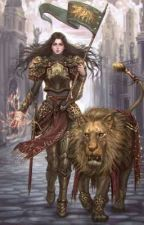 The Lioness by Irisofthewaters