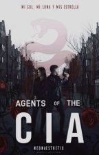 AGENTS OF THE CIA by neonaesthetix