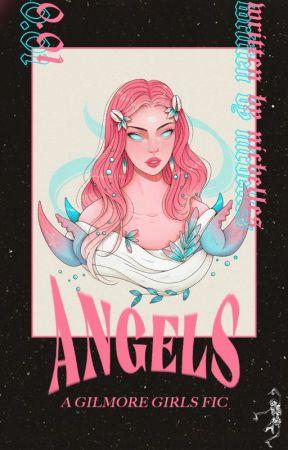 𝐀𝐍𝐆𝐄𝐋𝐒, gilmore girls by nicbelles