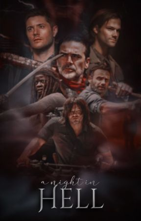 ⁸ A NIGHT IN HELL ▶TWD FT SPN by PERS3F0NE