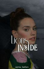 [1] Lions Inside | Tony Stark by xarrow_hunterx