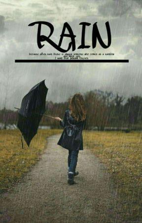 Rain by Bintangoctaviola_