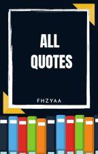 All Quotes oleh fhzyaa