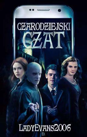 Chat Czarodziejów • Harry Potter [Bardzo Wolno Pisane] by LadyEvans2006