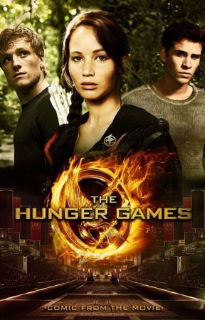 The Hunger Games ~Comic from The Movie~ by DeboraDiPasquale