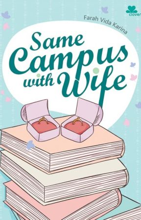 Same Campus with Wife by farvidkar