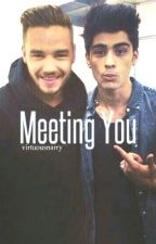 Meeting You [au // ziam] by virtuousnarry