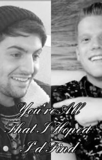 You're All That I Hoped I'd Find cover