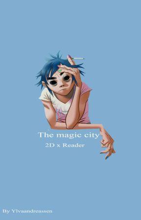 Magic City, 2DxReader by YlvaAndreassen