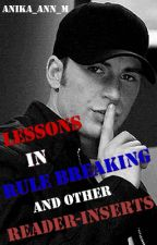 Lessons in Rule Breaking and Other Reader-Inserts*Steve Rogers*Reader* by Anika_Ann_M