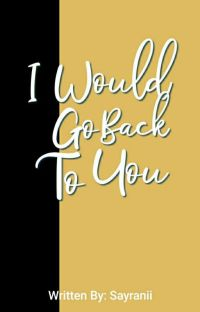 I Would Go Back To You  cover