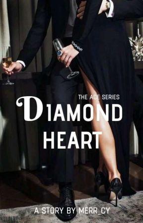 DIAMOND HEART by Merr_cy