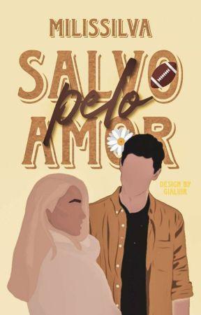 Salvo pelo Amor  by MiliSSilva