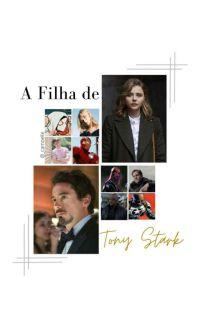 A Filha de Tony Stark cover
