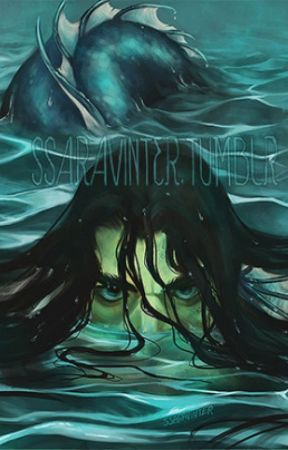 Under the deep sea-McHanzo by ArthyLeBriton