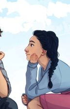 Lara Jean and Peter by Dreamstate5
