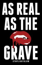 As Real as the Grave | Frerard Oneshot by stoplightglow