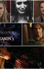 Supernatural Series Rewrite- Season 3 by queenofdeansbooty