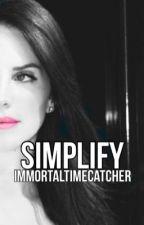 Simplify | Larina by Immortaltimecatcher