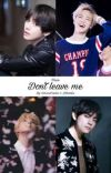 Don't Leave Me ★ Vmin cover