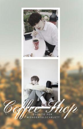 Coffee Shop ✑ JeongCheol || Seventeen || by WonderfulScarlett